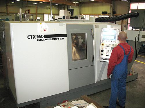 DMG CTX 410 V1