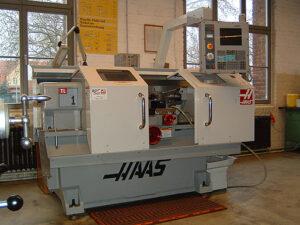 HAAS - CNC - Drehmaschine TL-1 HE